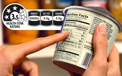 How to read food labels