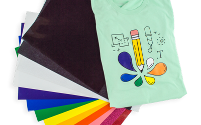 Why is Cuttable Heat Transfer Vinyl so Popular?