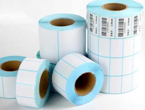 What is the direct thermal paper label?