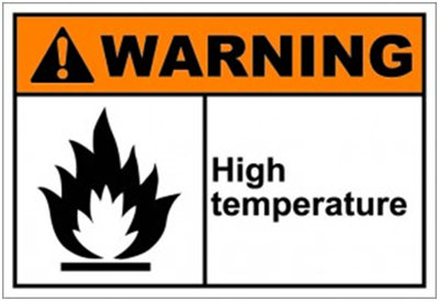 How to choose high temperature labels?